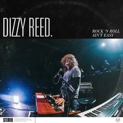Dizzy Reed - Rock 'N Roll Ain't Easy - LP