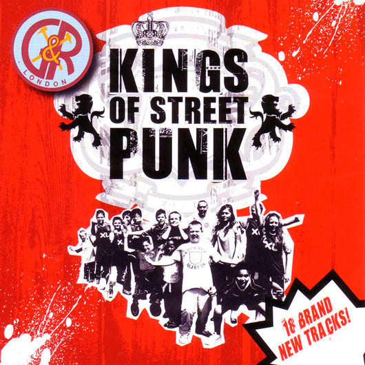 Various Artists - Kings Of Street Punk - CD