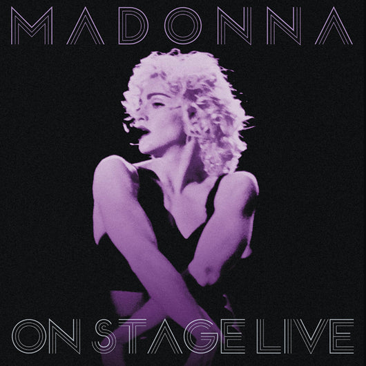 Madonna - On Stage Live - Vinyl LP