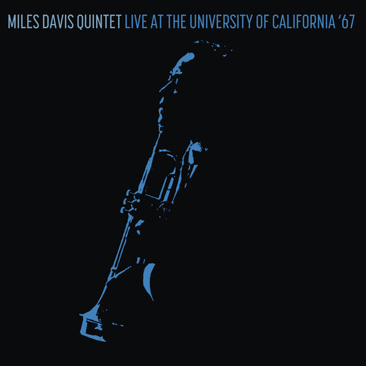 Miles Davis - Live At The University Of California '67 - Vinyl LP