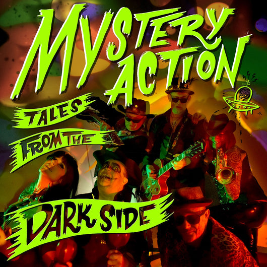 Mystery Action - Tales From The Darkside -  CD