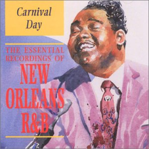 Various Artists - New Orleans R&B: Carnival Day - CD
