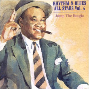 Various Artists - Rhythm & Blues All Stars Vol 4: Jump The Boogie - CD