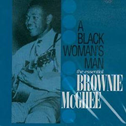 Brownie McGhee - A Black Woman's Man - CD