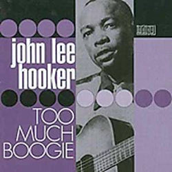 John Lee Hooker - Too Much Boogie - CD2