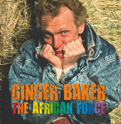 Ginger Baker - The African Force - CD/LP