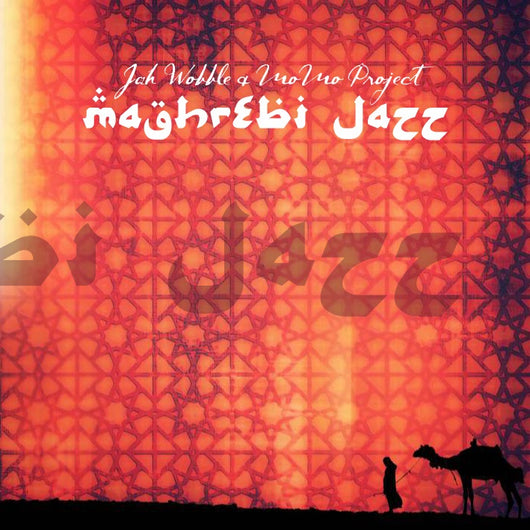 Jah Wobble & Momo Project - Maghrebi Jazz CD