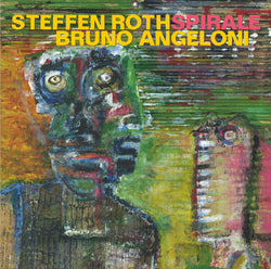 Bruno Angeloni & Steffan Roth -  Spiralet - CD