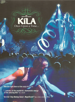 Kila - Once Upon A Time - DVD