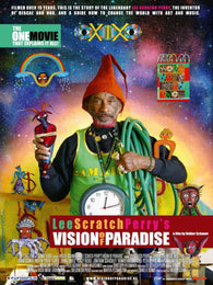 Lee Perry - Vision Of Paradise - Film Poster