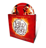 The Lord Of The Rings -AR Rahman/Original London Production CD+DVDA 2 Disc Set