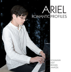 Ariel Lanyi - Romantic Profiles - CD
