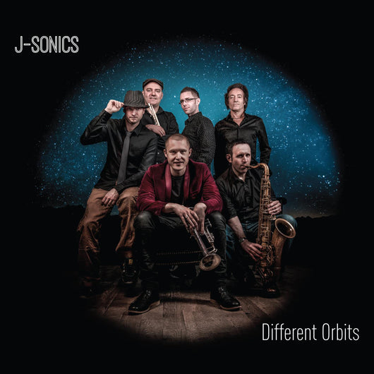 J-Sonics - Different Orbits - CD