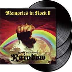 Ritchie Blackmore's Rainbow - Memories In Rock II - Vinyl 3LP