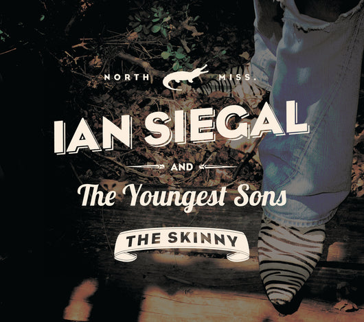 Ian Siegal - The Skinny- CD