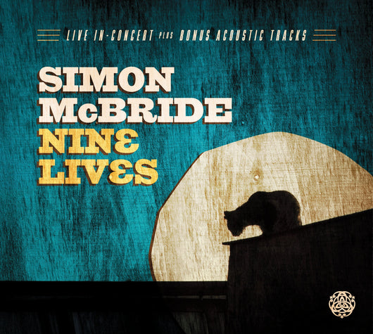 Simon McBride - Nine Lives - CD
