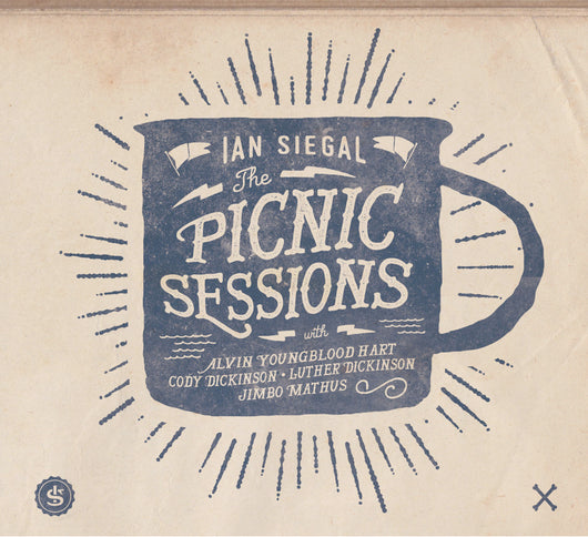 Ian Siegal - The Picnic Sessions - CD
