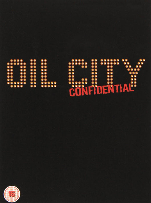 Oil City Confidential - Dr Feelgood - DVD