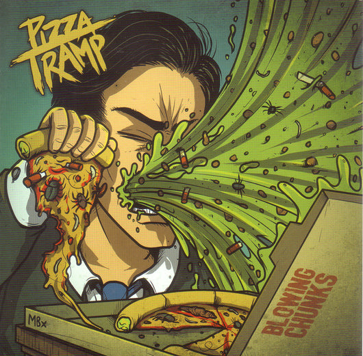 Pizza Tramp - Blowing Chunks CD