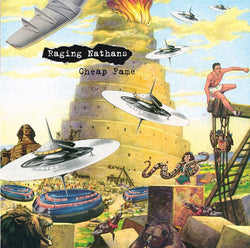 Raging Nathans - Cheap Fame - Vinyl LP