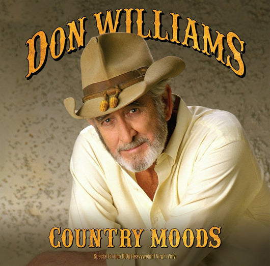 Don Williams - Country Moods - Vinyl LP