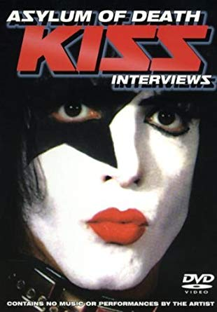 Kiss - Asylum Of Death - Interviews - DVD