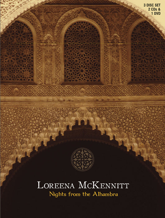 Loreena McKennitt - Nights From The Alhambra - DVD+CD2