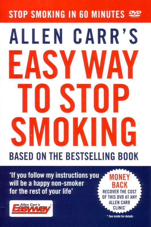 Allen Carr's Easy Way To Stop Smoking - DVD