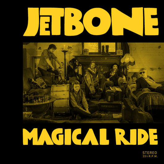 Jetbone - Magical Ride - Vinyl LP