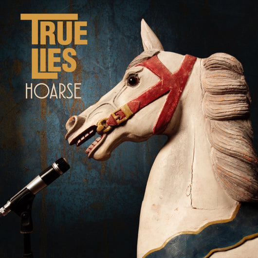True Lies - Hoarse - Vinyl LP