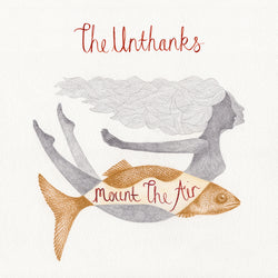 The Unthanks - Mount The Air - Vinyl LP2 - Damaged Sleeve