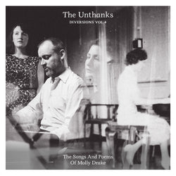 The Unthanks - Diversions Vol. 4: The Songs And Poems Of Molly Drake - Vinyl LP - Damaged Sleeve