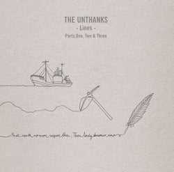 The Unthanks - Lines - Parts One, Two and Three - 3xVinyl 10