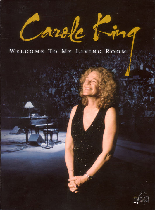 Carole King - Welcome To My Living Room Live - DVD - Opened Copy