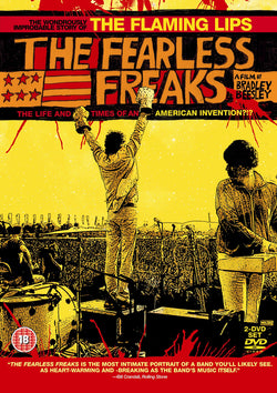 The Flaming Lips - The Fearless Freaks - Double DVD