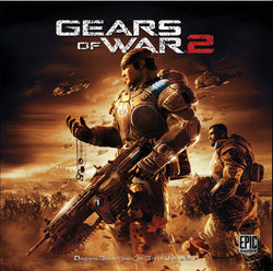 Gears Of War 2 - Original Video Game Soundtrack - CD