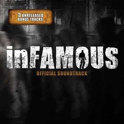 InFamous - Original Video Game Soundtrack - CD