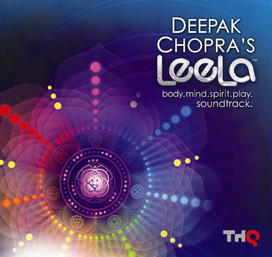 Deepak Chopra's Leela - Body, Mind, Spirit, Play - Original Video Game Soundtrack - CD