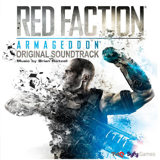 Red Faction: Armageddon - Original Video Game Soundtrack - CD