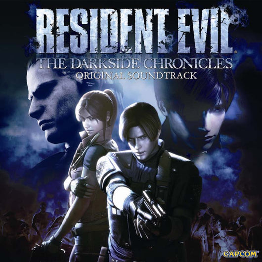 Resident Evil: The Darkside Chronicles - Original Video Game Soundtrack - CD2