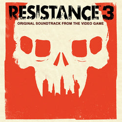 Resistance 3 - Original Video Game Soundtrack - CD