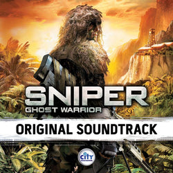 Sniper: Ghost Warrior - Original Video Game Soundtrack - CD