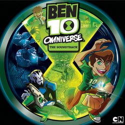 Ben 10 Omniverse - Original Video Game Soundtrack - CD