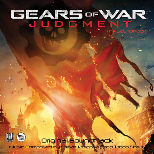 Gears Of War: Judgment - Original Video Game Soundtrack - CD