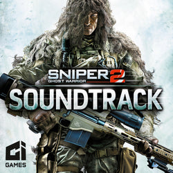Sniper: Ghost Warrior 2 - Original Video Game Soundtrack - CD