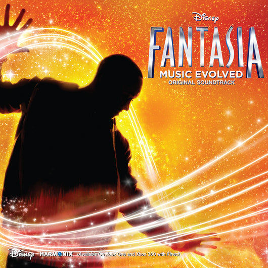 Disney Fantasia: Music Evolved- Original Video Game Soundtrack - CD