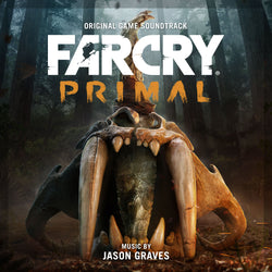 Far Cry Primal - Original Video Game Soundtrack - CD