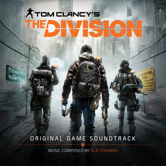 Tom Clancy's The Division - Original Video Game Soundtrack - CD
