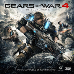 Gears Of War 4 - Original Video Game Soundtrack - CD