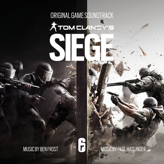 Tom Clancy's Rainbow Six: Siege - Original Video Game Soundtrack - CD